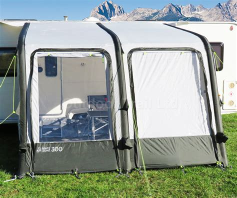 inflatable awning cervan crusader climate air zone 300 inflatable caravan porch