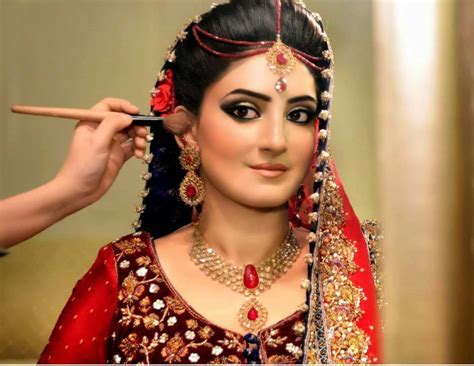 Best Pakistani Bridal Makeup Tips & Ideas   Stylo Planet