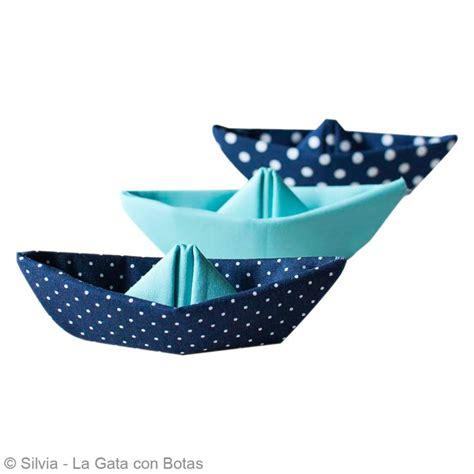 papieren bootje l diy origami facile bateau en tissu id 233 es conseils et