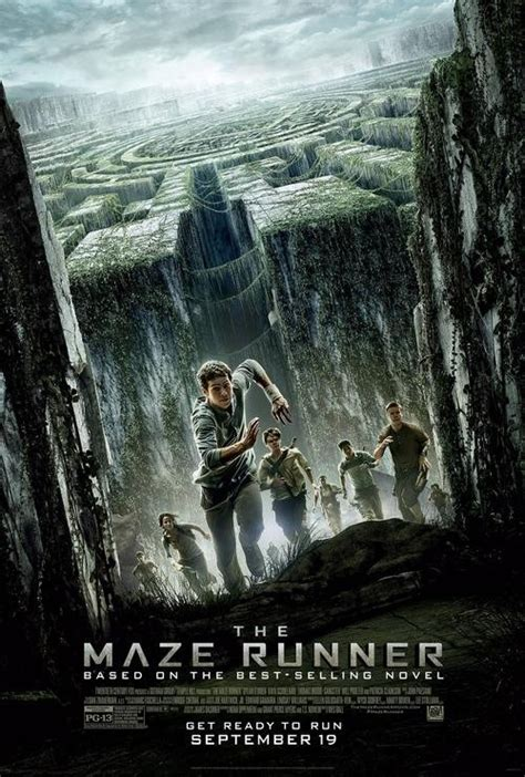 Maze Runner Film Poster | brand new the maze runner poster