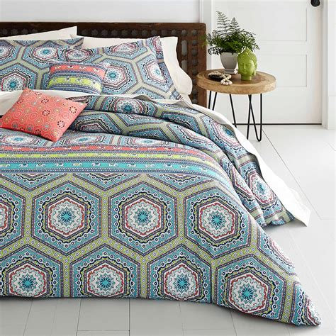 medallion bedding azalea skye sumatra medallion comforter and duvet set from