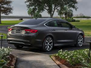 Chrysler 200 Features New 2017 Chrysler 200 Price Photos Reviews Safety