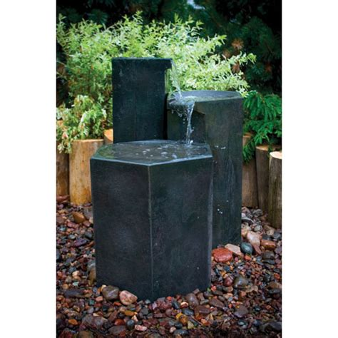 aquascape formal basalt column set kit mpn 58058 best