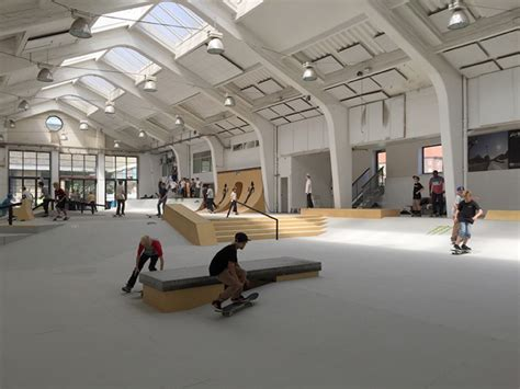 Copenhagen Get Your Skates On by Sne Architects 187 Cph Skatepark