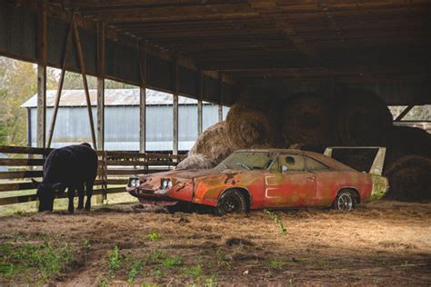 Barn Find by Barn Find 1969 Dodge Daytona Charger Hiconsumption