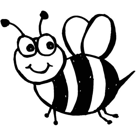 printable bee coloring pages coloring me