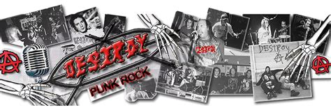 Rok Destroy by Destroy Rock Mar Plata