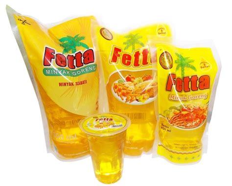 Minyak Goreng Update jual minyak goreng fetta harga murah semarang oleh cv