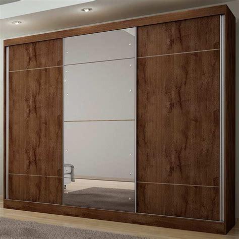 armario guarda roupa compre guarda roupa casal espelhado 3 portas e 6 gavetas