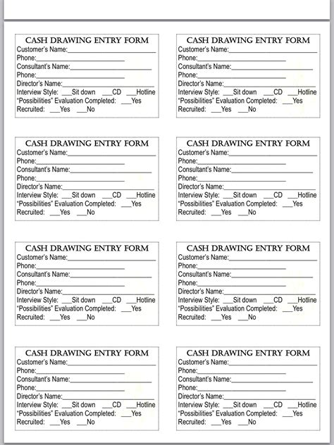 drawing entry form template draw entry form template etame mibawa co