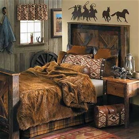 western theme home decor western bedroom style home decor pinterest western