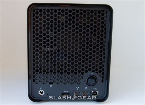 Drobo Storage Robot Is Self Aware by Drobo S Review Slashgear