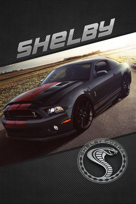 wallpaper for iphone 6 mustang ford mustang shelby gt500 iphone 4 wallpaper by dysands on