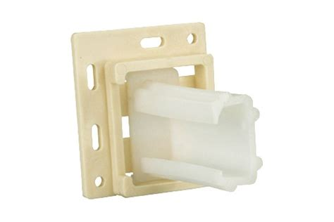 Drawer Sockets Plastic jr products 174 70725 plastic small quot c quot drawer slide socket