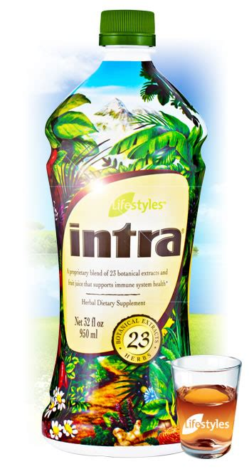 Suplemen Intra lifestyles products intra
