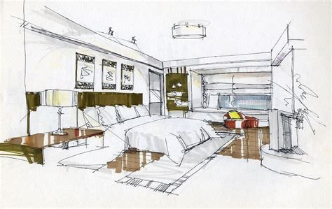 bedroom interior design sketches interior design bedroom sketches fresh bedrooms decor ideas