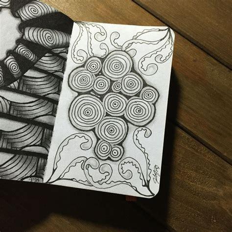 zentangle pattern sez 135 best my zentangle tiles journals and zentangle
