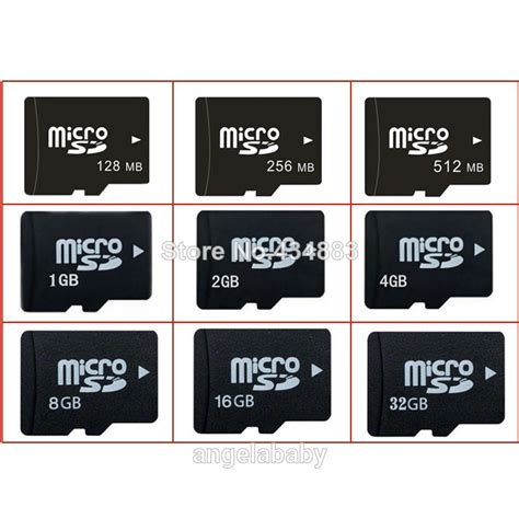 Mini Micro Sd micro sd card memory card microsd mini sd card 8gb 16gb
