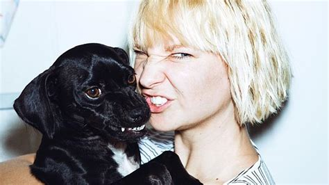 Sia Chandelier Song Meaning Sia Furler Says She Never Wanted To Be Famous And Wished