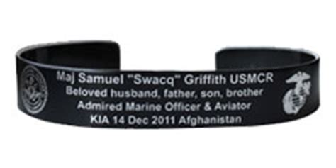 Custom Kia Bracelets by Bracelets For America