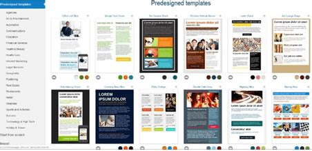 Change Your Email Marketing Career With This One Tool Techiestate Pre Made Templates