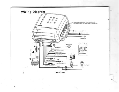 aftermarket car alarm wiring diagram wiring diagram manual
