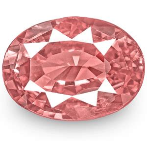 Orangy Pink Padparadscha Spinel 741 1 18 carat grs certified unheated orangy pink padparadscha