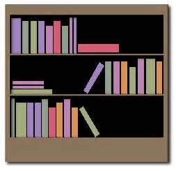 Bookshelf Christmas Tree Bookshelf Clipart Clipart Panda Free Clipart Images
