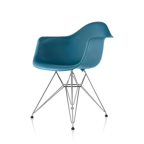 Eames Molded Plastic Armchair by Eames Molded Plastic Armchair Wire Base By Charles