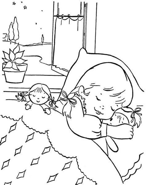 sleep color sleep coloring page coloring pages
