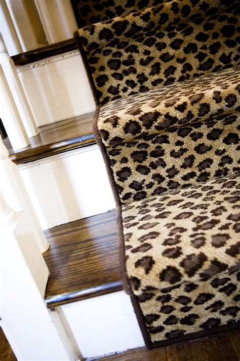Leopard Print Runner Rug 59 Best Images About Stair Runners On Pinterest Leopard Carpet Rug Runner And Runners