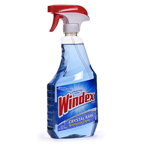 Cleaning Quartz Countertops Windex by Windex Multi Surface Cleaner Spray 26 Ounce