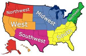 us map by culture 15 unique aspects of american culture