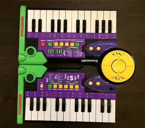 Kawasaki Dual Cool Keys Folding Two User Keyboard 48 Keys