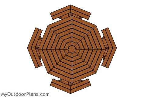 Redwood Patio Furniture Picnic Table Clipart Pergola Pencil And In Color Picnic