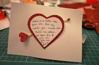 secret valentines creative crafting a secret valentines message