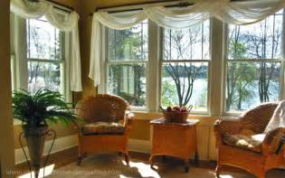 Window Valances And Scarves Your Living Room Window