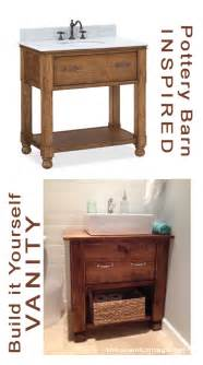 Bathroom Vanities Diy by Diy Bathroom Vanity How To Diy