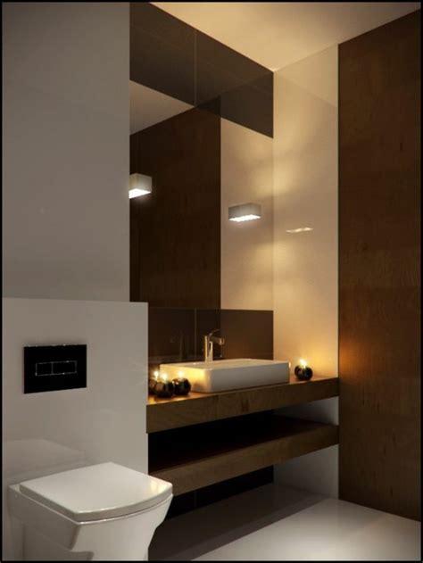 Dekoration Badezimmer Braun by Badezimmer Deko Ideen