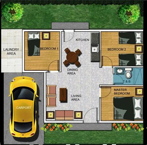 Security Guard House Floor Plan by Residential House And Lot For Sale In Cebu City