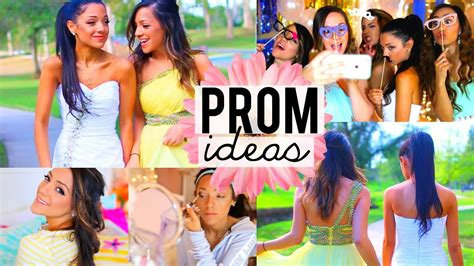 diy hairstyles niki and gabi prom 2015 beauty tips hairstyles dresses photo ideas