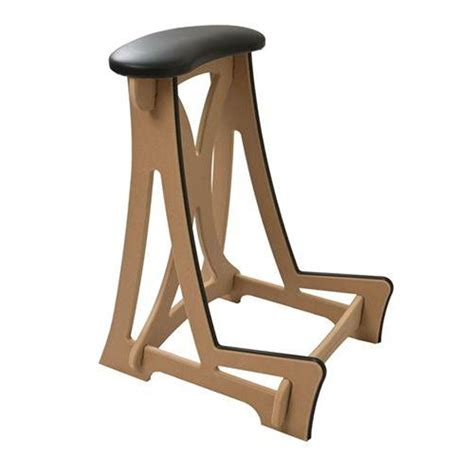 deluxe bass combination stand stool shar