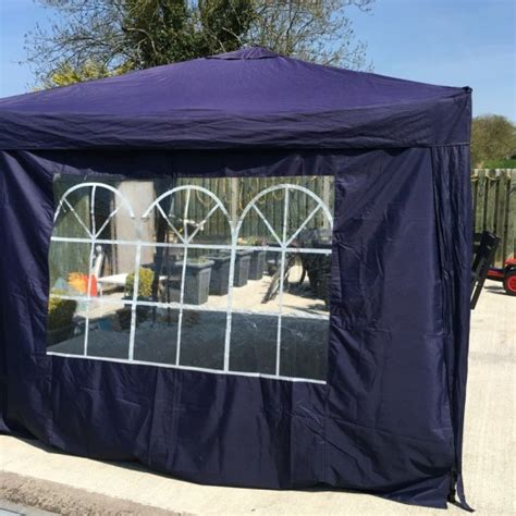 Small Gazebo With Sides Gazebo Pop Up Waterproof With Sides For Sale In Cavan