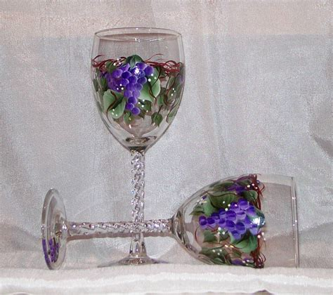 Unique Barware Gift Ideas The Glass Unique Handpainted Glassware And Gifts