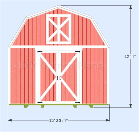 Free 10x12 Gambrel Shed Plans by 10 X 12 Gambrel Shed Plans Rapidshare Free Sheds Nguamuk