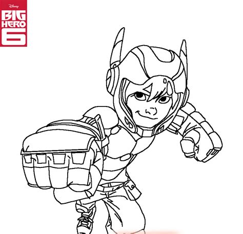 imagenes para colorear niños heroes dibujos para pintar big hero 6 dibujos para pintar