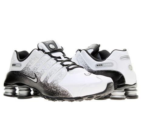 Nike Shock nike shox shoes black and white traffic school