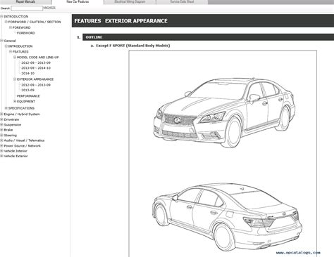 repair anti lock braking 2008 lexus ls user handbook service manual 2012 lexus ls repair manual lexus ls460 repair manual 09 2012 08 2015 download