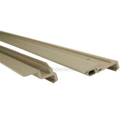 andersen sliding door weatherstrip parts sliding door weather stripping replacement