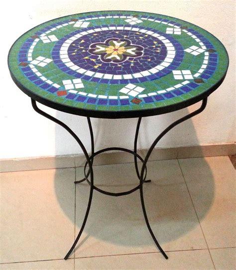 mesa de azulejos mesa de jardin con azulejos imitacion mayolica espa 209 ola y